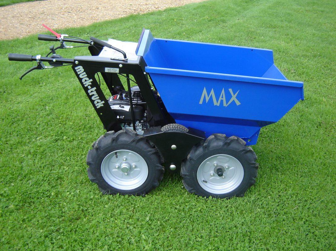 Transporter met motor Honda GXV160 OHV - max. 350 kg