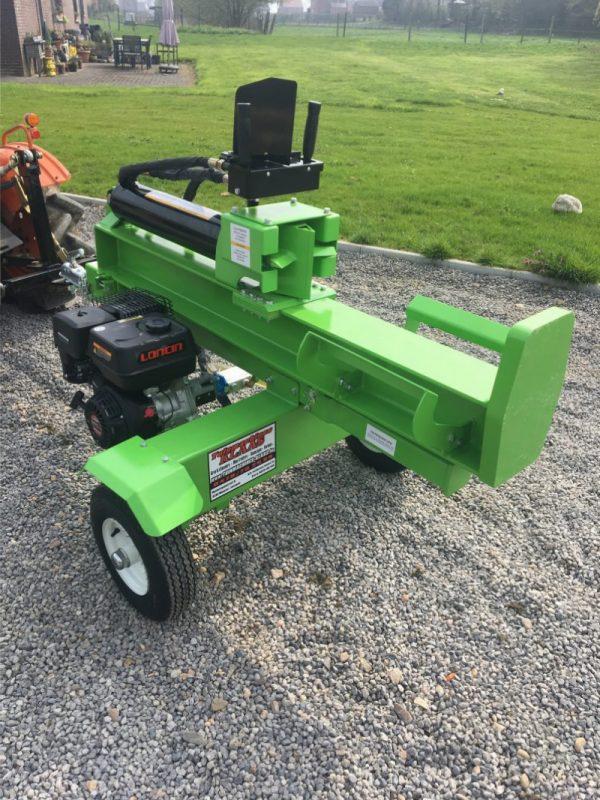 nieuwe houtkliever 35ton bosbouwmachine