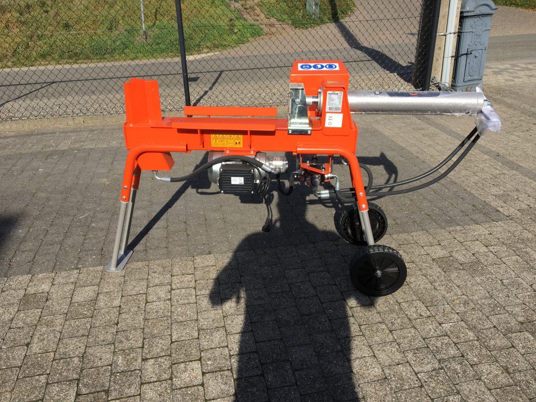 nieuwe houtkliever Dormak RL 8 HRZ bosbouwmachine