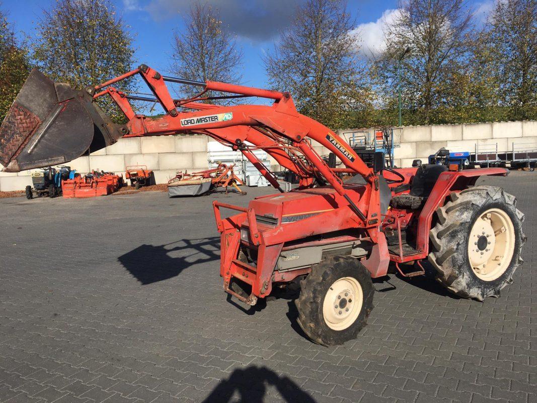 tractor yanmar fx285 met VL