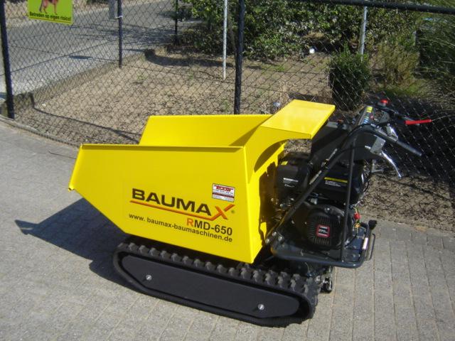 rupsdumper baumax md650