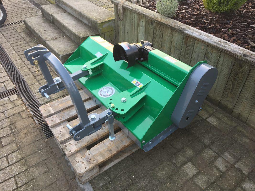 nieuwe toebehoren tractor mechanisch verstek klepelmaaier efn125