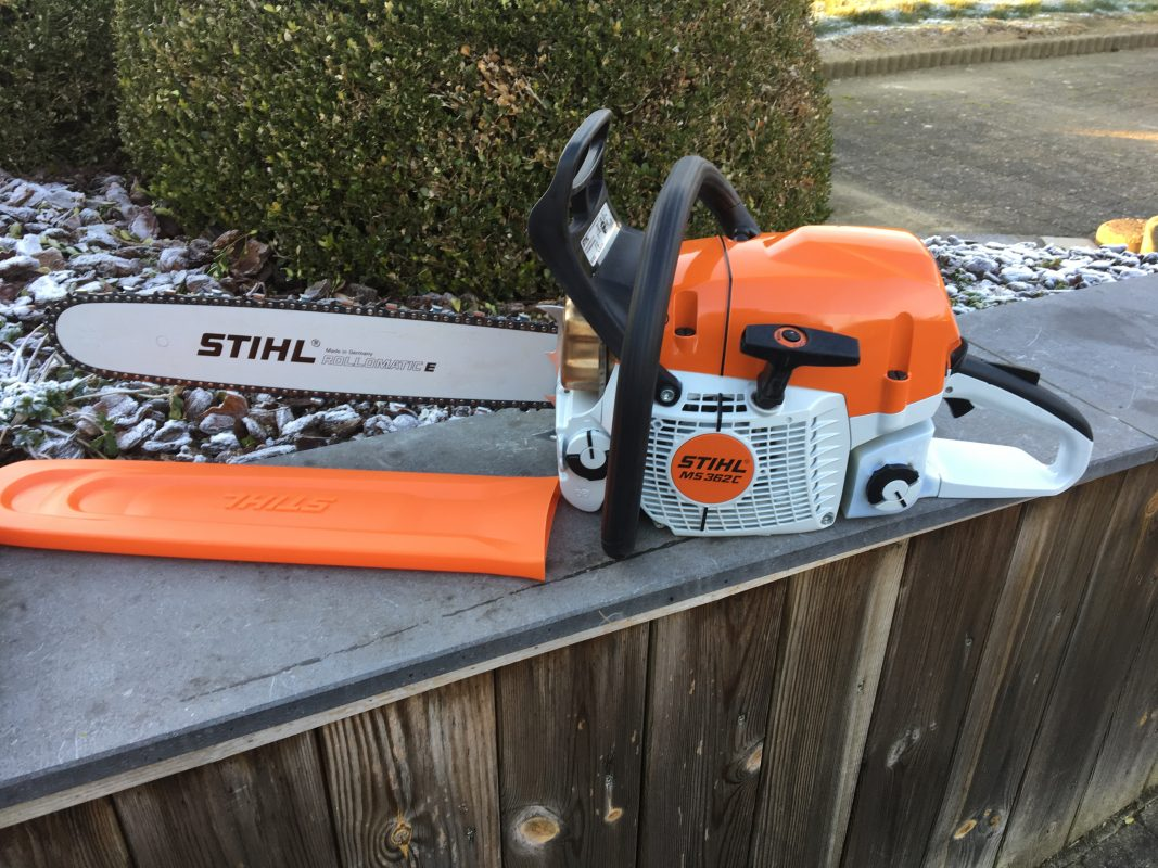 kettingzaag stihl ms 362